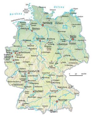 Grossstadte Kaleidoskop