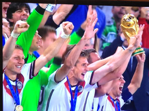 Fussball wm 2014 for Wolfgang hieber
