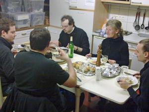 Abendessen_WG
