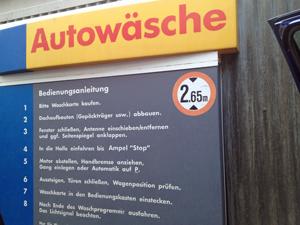 autowaesche_anleitung_schild